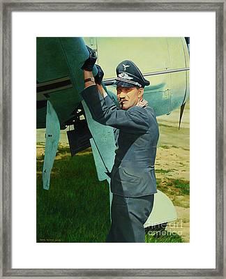 Adolf Framed Print