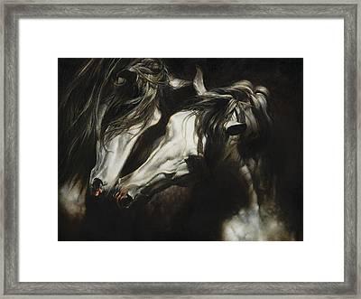 Adoration Framed Print
