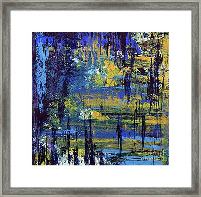 Framed Print featuring the painting Adventure  by Cathy Beharriell