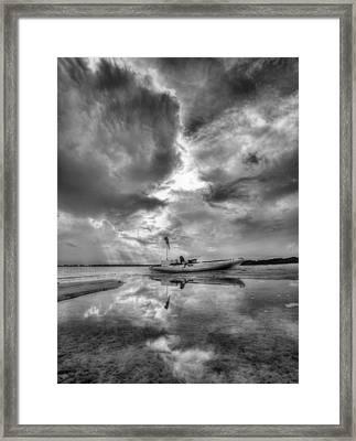 Adventure In Panama City Beach Framed Print