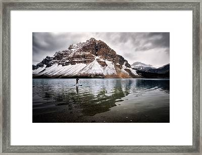 Adventure Unlimited Framed Print