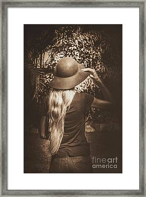 Adventures Out Yonder Framed Print by Jorgo Photography - Wall Art Gallery