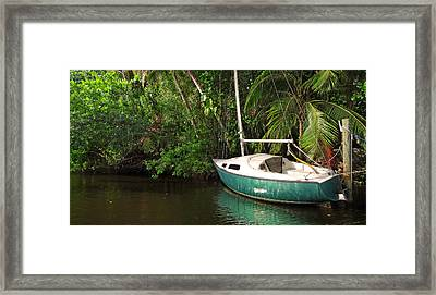 Adventures Past Framed Print by Matt Tilghman