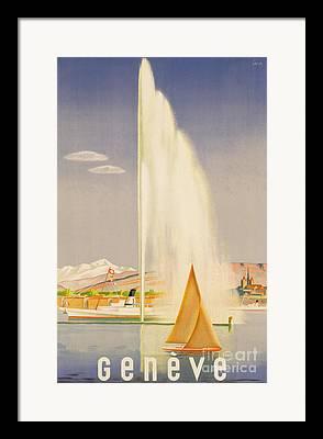 Publicity Framed Prints