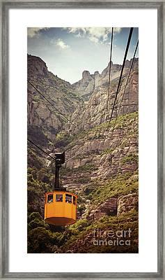 Aeri De Montserrat Framed Print