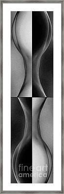 Aesthetic Eight Framed Print