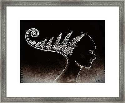 Aesthetics Awakens The Ethical Framed Print by Paulo Zerbato
