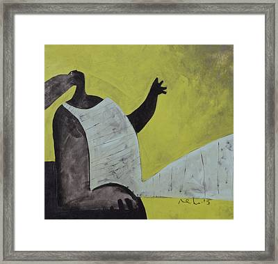 Aetas No. 18  Framed Print by Mark M  Mellon