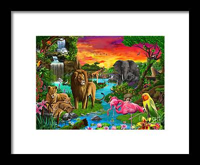 Designs Similar to African Paradise