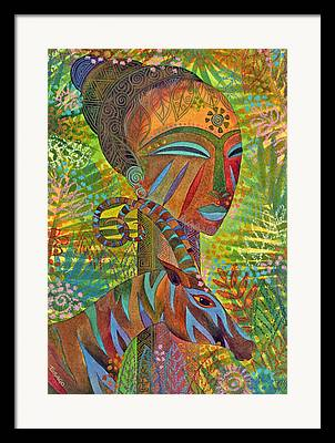 Exotic Framed Prints