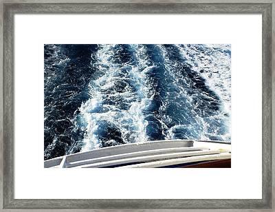 Aft Framed Print by Piety Dsilva