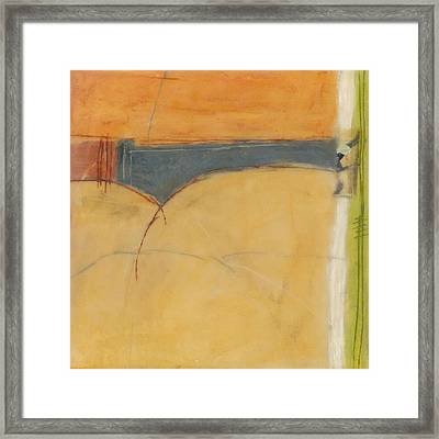 After Autumn - 7 Framed Print by Sally  Tuttle