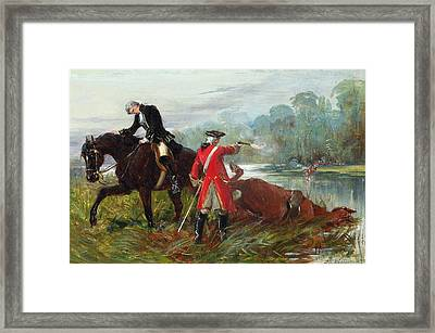 After Culloden Framed Print by MotionAge Designs