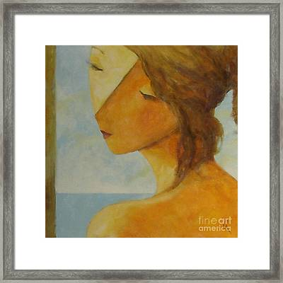 After Framed Print by Glenn Quist