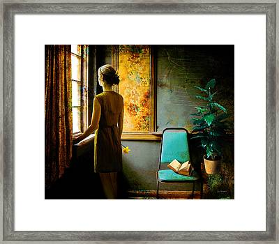 After Jan Framed Print