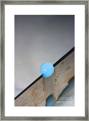 Framed Print featuring the photograph After by Joerg Lingnau