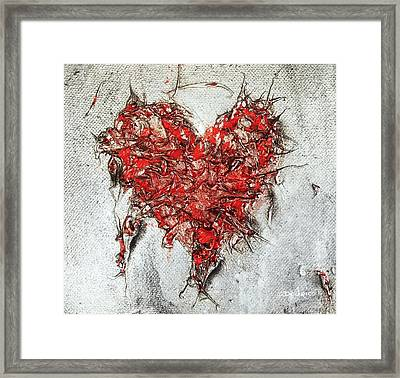After Love Framed Print