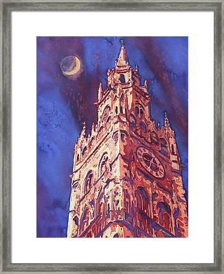 After Midnight Framed Print by Jenny Armitage