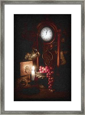 After Midnight Framed Print by Tom Mc Nemar