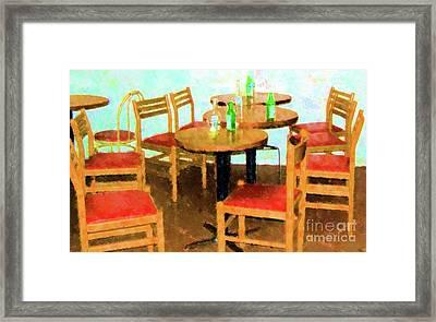 After Party Framed Print by Debbi Granruth