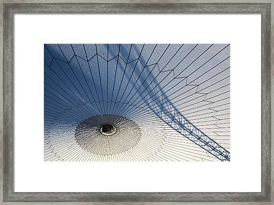 After Rain Comes Sunshine Framed Print