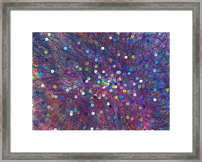 After The Bang II Framed Print by Jacob Stempky