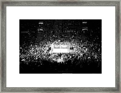 After The Event Framed Print by Thomas  MacPherson Jr
