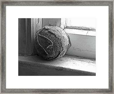 After The Game Framed Print by Sandra Church