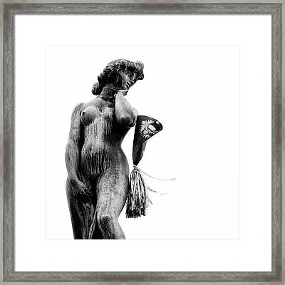 After The Party Framed Print by Dave Bowman