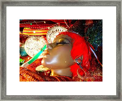 After The Party Framed Print by Ed Weidman