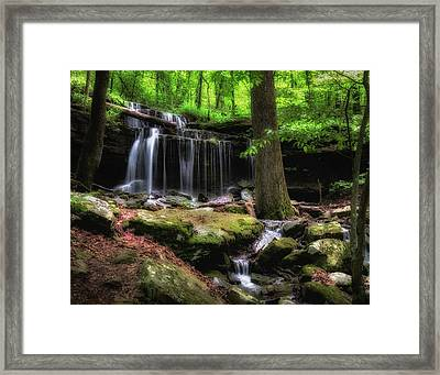 After The Rain Framed Print by James Barber