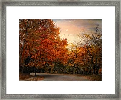 After The Rain Framed Print by Jessica Jenney