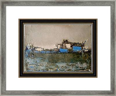 After The Rain. Framed Print by Pemaro