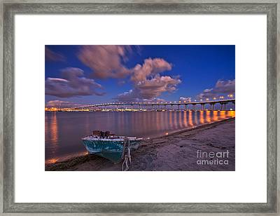 After The Rain Framed Print by Sam Antonio Photography