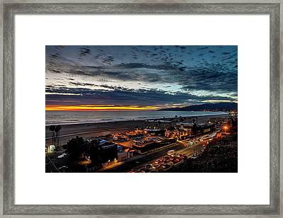 After The Storm And Rain  Framed Print