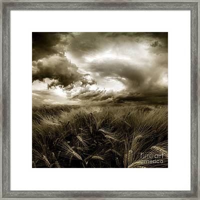 After The Storm  Framed Print by Franziskus Pfleghart