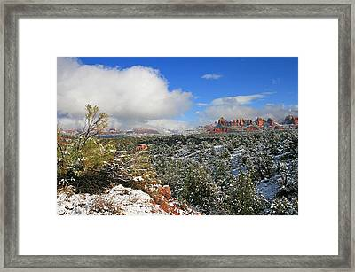 After The Storm Framed Print by Gary Kaylor