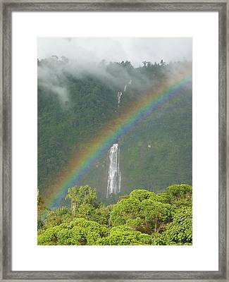 After The Storm Framed Print by Gregory Young