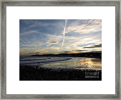 After The Storm In 2016 Framed Print