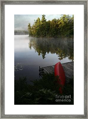After The Storm Framed Print by Jan Piller