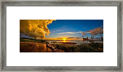 After The Storm Framed Print by Jeff S PhotoArt