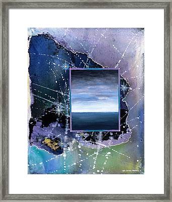 After The Storm Framed Print by Lee Pantas