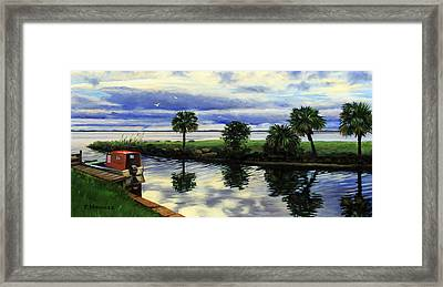 After The Storm Framed Print by Rick McKinney