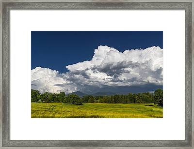 After The Storm Framed Print by Tim Kirchoff