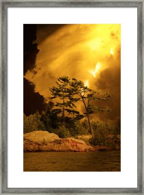 After Tomorrow  Framed Print