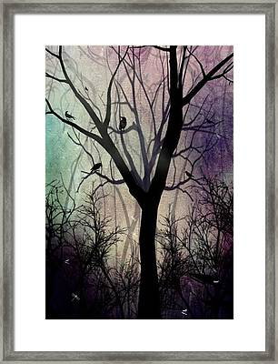 After Twilight Framed Print by Charlene Zatloukal