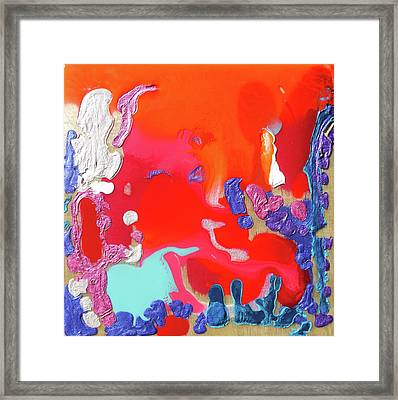 Afterglow #5 Framed Print by Joseph Demaree
