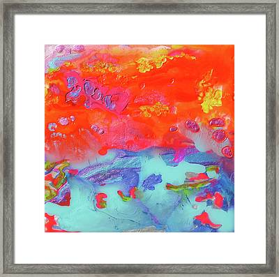 Afterglow #6 Framed Print by Joseph Demaree