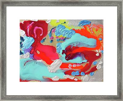Afterglow #7 Framed Print by Joseph Demaree