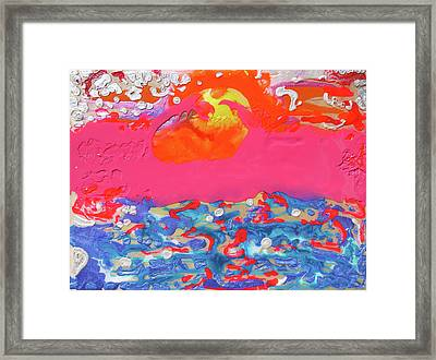 Afterglow #8 Framed Print by Joseph Demaree